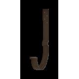 Кронштейн желоба длинный Aquasystem 125х90