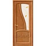 Дверь из массива Рафаэль Т-26 (Орех) ПО