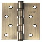 Петля дверная B020-C 100x75x2,5-4BB-1AB
