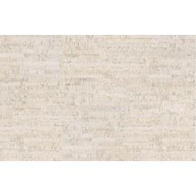 Пробковый пол клеевой Corkstyle EcoCork Linea White