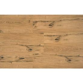 Пробковый пол замковый с фотопечатью Corkstyle Wood Stone Oak
