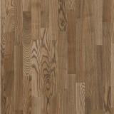 Паркетная доска Floorwood Ясень Madison Brown Oil 3S