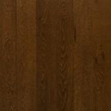 Паркетная доска Floorwood Дуб Madison Dark Brown Lac 1S