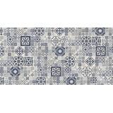 Пробковый замковый пол Granorte VITA Decor Retile blue 53 050 01