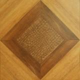 Ламинат Hessen Floor Grand Кожа золото 1568-11