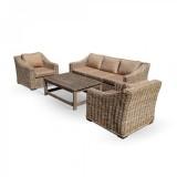 Дачная мебель из натурального ротанга Kvimol KM-2003