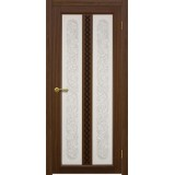 Двери Matadoor Модерн Лира орех люкс открытое полотно