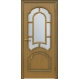 Двери Matadoor Оберегъ Аврора орех открытое полотно