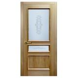 Двери Matadoor Aries Recto-V натуральный дуб 2 стекла