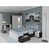 Спальня Прaга-03 Белое дерево