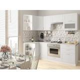 Кухня Лофт-03 Snow Veralinga
