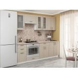 Кухня Лофт-01 Cappuccino Veralinga