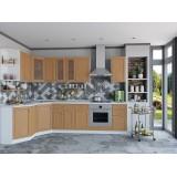Кухня Шале-03 Real Oak