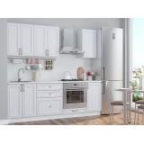 Кухня Шале-01 Milk Oak