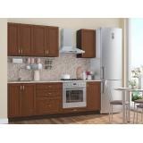 Кухня Шале-01 Brown Oak