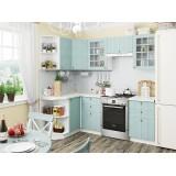 Кухня Прованс-02 Голубой