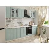Кухня Прованс-01 Голубой