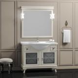Мебель для ванной Борджи 105 Слоновая кость Opadiris