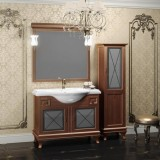 Мебель для ванной Борджи 105 Светлый орех Opadiris