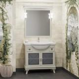 Мебель для ванной Борджи 85 Слоновая кость Opadiris