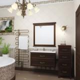 Мебель для ванной Гарда 90 Орех антикварный Opadiris