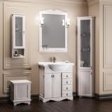 Мебель для ванной Клио 70 Беленый бук Opadiris