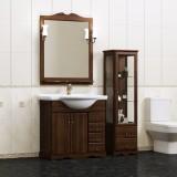 Мебель для ванной Клио 70 Орех антикварный Opadiris