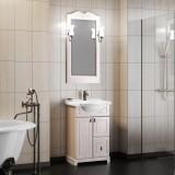 Мебель для ванной Клио 50 Беленый бук Opadiris