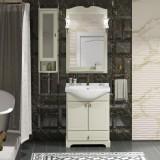 Мебель для ванной Клио 65 Слоновая кость Opadiris
