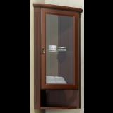 Шкаф подвесной одностворчатый Клио правый Орех антикварный Opadiris
