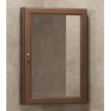 Зеркало Клио 45 угловое правое Орех антикварный Opadiris