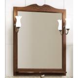 Зеркало Клио 80 Орех антикварный Opadiris