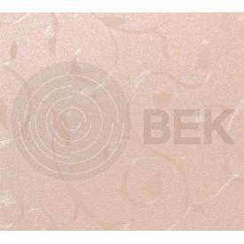 Панель ПВХ Век ламинированная - 9160 Цветок коричневый