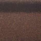 Коньково-карнизная черепица Roofshield Коричневый топаз