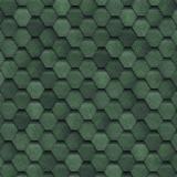 Гибкая черепица Shinglas Финская Соната зеленый
