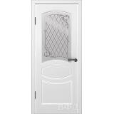 Владимирские двери Межкомнатная дверь «Родена» полотно со стеклом