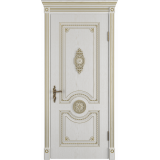 Межкомнатная дверь VFD (ВФД) Classic Art Greta Bianco Classic PG