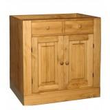 Шкаф-стол под мойку Волшебная сосна 80х82х54 ПЛ 02