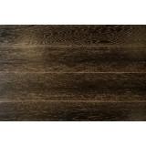 Массивная доска Amber Wood (Амбервуд) Дуб  Мокко БРАШ 120мм, 2.59 м2