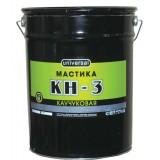 Мастика КН 3 каучуковая 20 кг