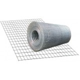 Сетка оцинкованная сварочная 25х25х1,6мм