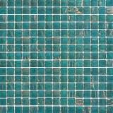 Стеклянная мозаика с авантюрином K05.28GB