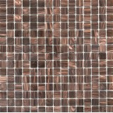 Стеклянная мозаика с авантюрином K05.43GB