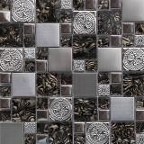 Металлическая мозаика K05.03ST-N-pfm