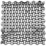 Металлическая мозаика K05.30ST-pfm