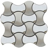 Металлическая мозаика K05.75ST-pfm