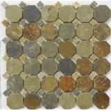 Мозаика из натурального камня K06.01.451-6211(MA005C)