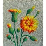 Панно flowers