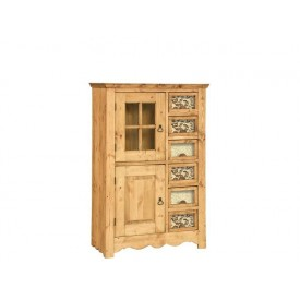 Шкаф для посуды ФАР- ГР Волшебная сосна FR.GR.