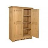 Шкаф для белья Волшебная сосна ARMOIRETTE 2 P